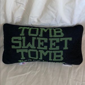 Disney Haunted Mansion Tomb Sweet Tomb Pillow